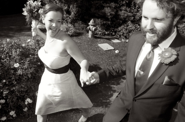 Erin and Rob Wedding